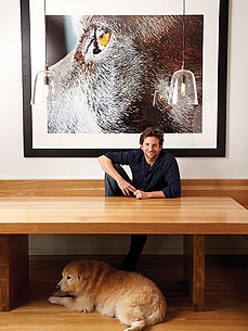 Bradley Cooper Remembers His Dog Samson –in a Big Way