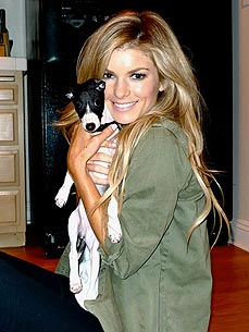 Marisa Miller: I&#39;m a &quot;Weird Dog Lady Now&quot;