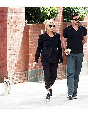 Hugh Jackman Treats His Dog to a European Vacation