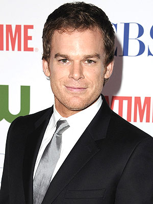Michael C. Hall of Dexter Is a Cat Guy