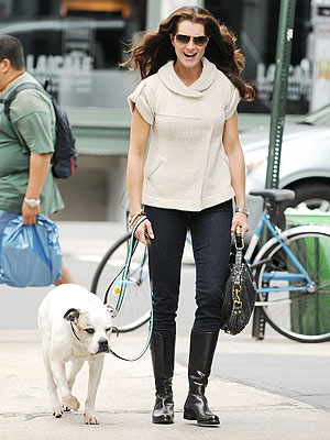 Brooke Shields Dog Dies; Coping with Trauma of Death
