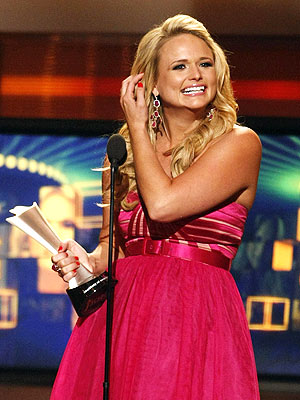 Country Music Awards: Miranda Lambert on Flammable Stage Wear