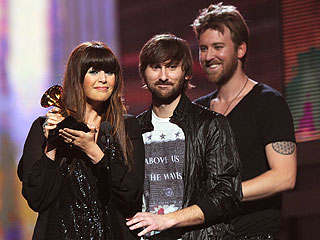 Lady Antebellum Grammy Awards 2011 Winners