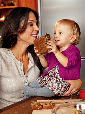 Bethenny Frankel's Holiday Traditions with Daughter Bryn