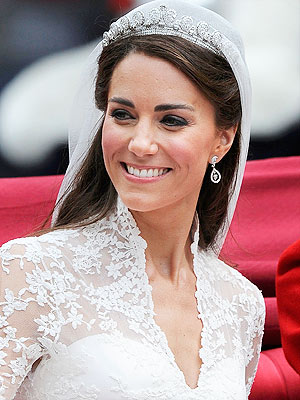 Royal Wedding: Catherine Middleton Tiara Pictures