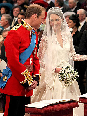 Royal Wedding: Catherine Middleton and Prince William Married