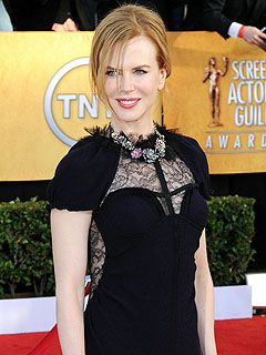 Nicole Kidman Cried Over Oscar Nomination, Much to Her Daughter's Dismay