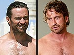 25 Sexy Chests to Be Thankful For | Gerard Butler