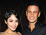 Party On! Stars Celebrate the VMAs | Pauly DelVecchio, Vanessa Hudgens