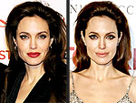 What's Her Best Makeup? | Angelina Jolie