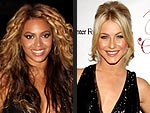 Fashion Faceoff | Beyonce Knowles, Julianne Hough