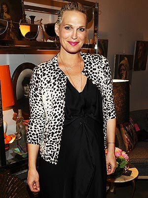 Molly Sims Celebrated at Baby Shower