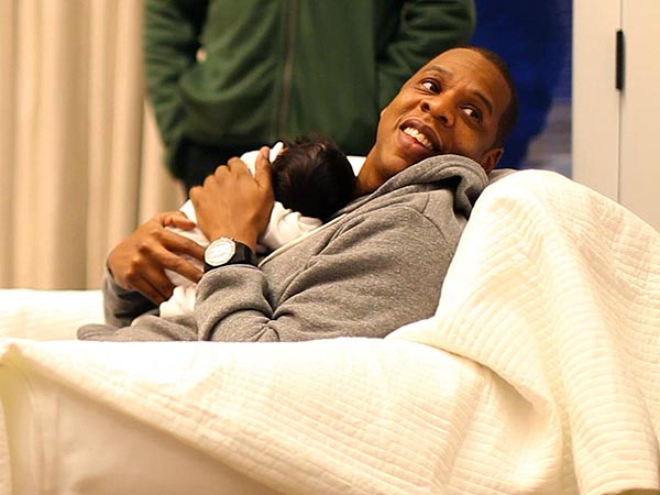 Jay-Z Says Blue Ivy &#39;Doesn&#39;t Have to Be Tough&#39;