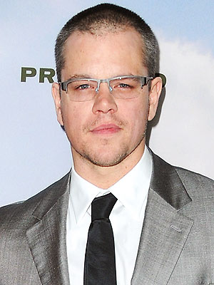 Matt Damon Talks Nudity, Sex Scenes in Liberace Movie with Michael Douglas