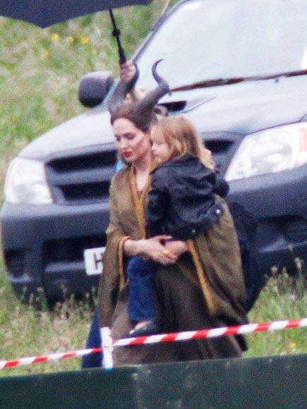 Brad Pitt & Angelina Jolie's Globe-trotting Family