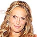 Molly Sims's Funky, Fresh Maternity Style