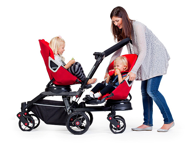 14 Double Strollers That Will Simplify Your Life