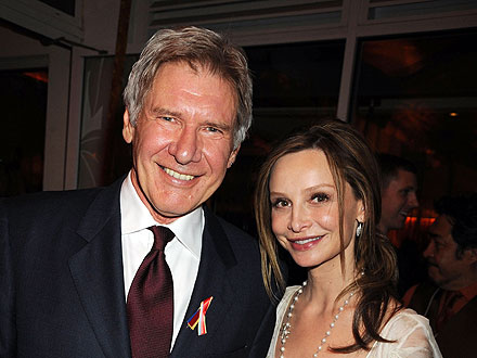 Harrison Ford and Calista Flockhart's Bewitching Night Out | Calista Flockhart, Harrison Ford