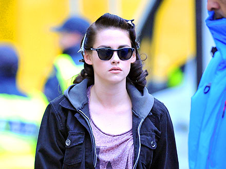 Inside Kristen Stewart's Paris Trip: Photo Shoots & Sushi Lunches | Kristen Stewart