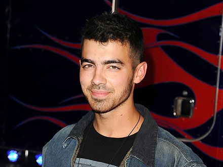Joe Jonas Celebrates at a Love Boat-Themed Party