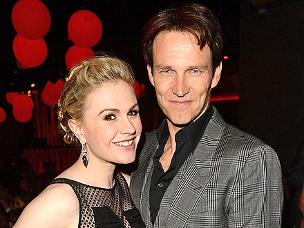 Anna Paquin & Stephen Moyer's Post-True Blood Premiere Date Night