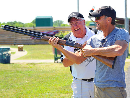 CMT Awards: Tim McGraw's Tug McGraw Celebrity Sporting Clay Shootout