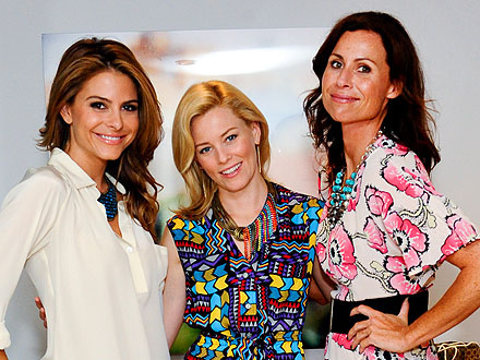 Elizabeth Banks's Fashionable Ladies' Night Out