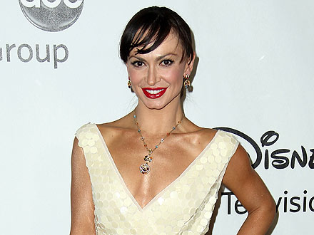 Karina Smirnoff Satisfies Her Sweet Tooth in N.Y.C.