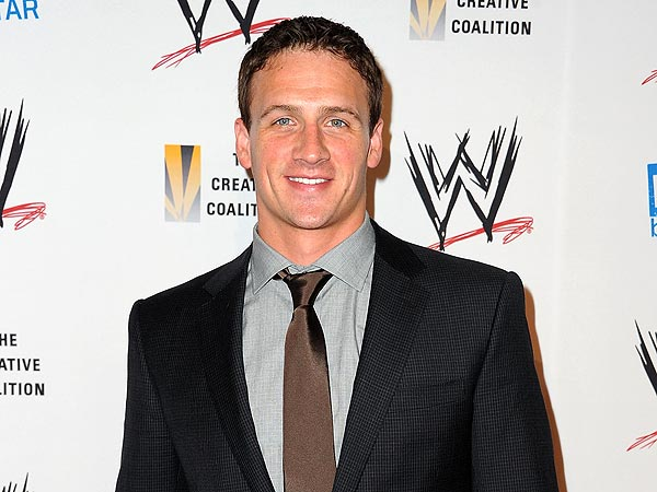 Ryan Lochte Parties in Two Cities in One Night!