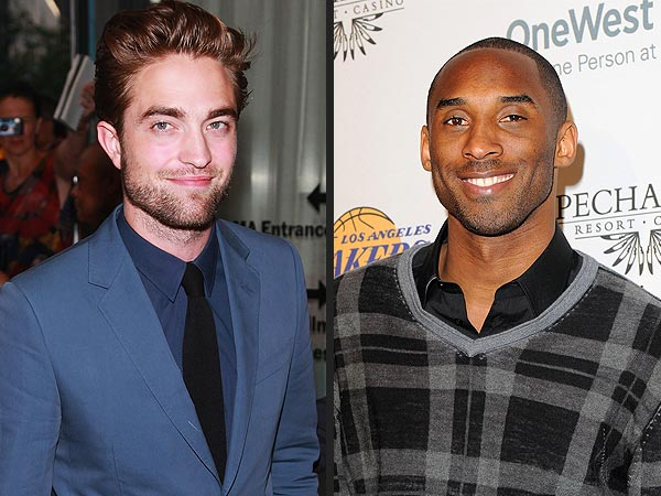 Which Basketball Star Told Rob Pattinson He's a 'Big Fan' in L.A.?