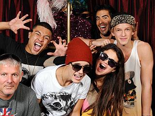 Justin Bieber & Selena Gomez's Bloody Good Time | Justin Bieber, Selena Gomez