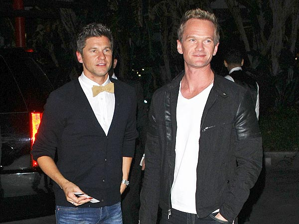 Neil Patrick Harris & David Burtka's 'Adorable' Appearance at Madonna Concert
