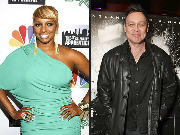 NeNe Leakes & Doug Hutchison Bargain Shop in West Hollywood
