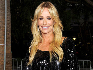Taylor Armstrong Shares Romantic Brunch in Beverly Hills | Taylor Armstrong