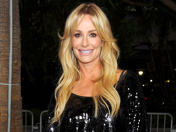 Taylor Armstrong Shares Romantic Brunch in Beverly Hills