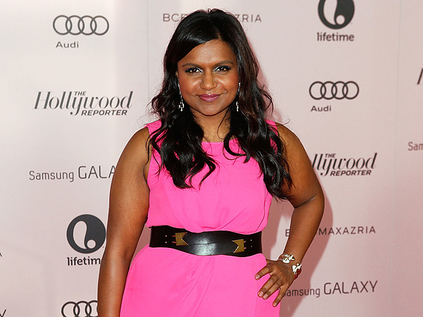 Mindy Kaling Admits Loving Praise (and Wearing Spanx) at Beverly Hills Event