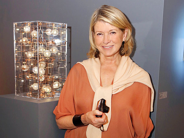 Art Basel Miami - Martha Stewart