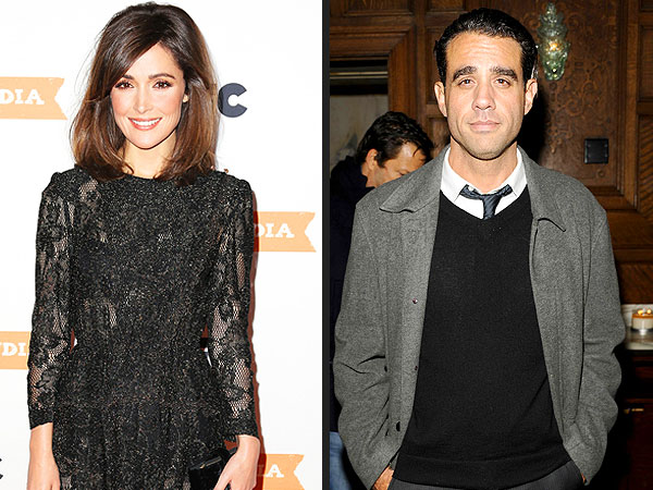 Rose Byrne Dating Bobby Cannavale?; Sighting at Portlandia Party