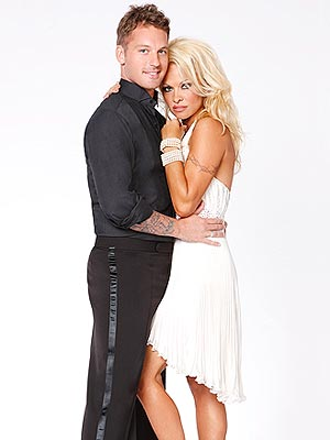 Dancing with the Stars: Pamela Anderson Disappointed at Elimination