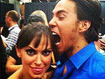 Dancing with the Stars Couples Pose for Backstage Portraits | Karina Smirnoff