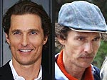 Matthew McConaughey&#39;s Startling 30-Pound Weight Loss in 5 Clicks | Matthew McConaughey