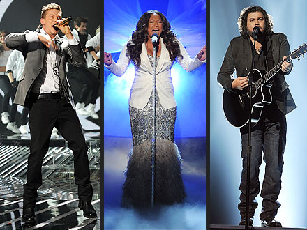 R. Kelly, Alanis Morissette, Avril Lavigne Appear on The X Factor Finale