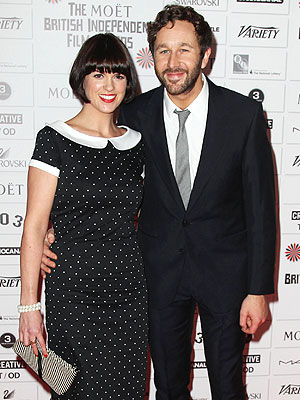 Chris O'Dowd, Dawn Porter Engaged