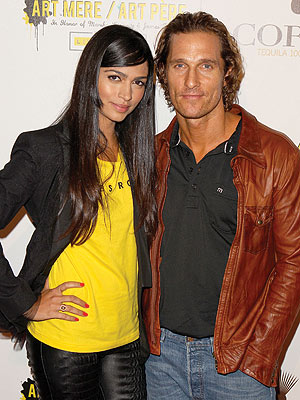 Matthew McConaughey, Camila Alves Engaged: Says Marriage Won't Change Much