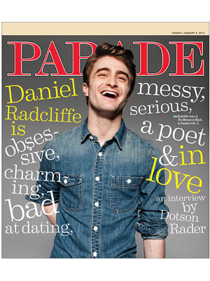 Daniel Radcliffe: I'm Crap at Dating