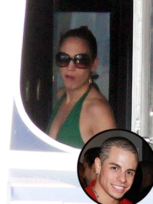 Jennifer Lopez's Sexy Miami Weekend