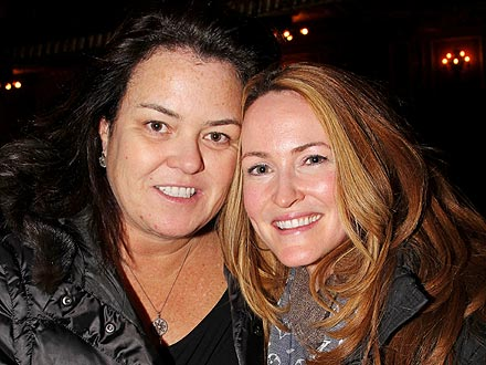 Rosie O'Donnell & Michelle Rounds Have a Rockin' Date Night in Miami