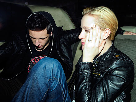 Evan Rachel Wood Engaged to Jamie Bell?