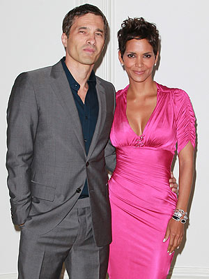 Halle Berry Engaged to Olivier Martinez