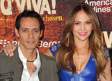 Jennifer Lopez, Marc Anthony Are Like Sonny & Cher, She Says